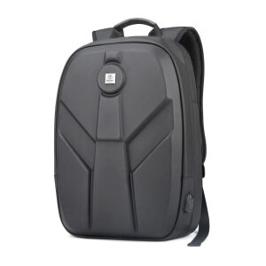 ARCTIC HUNTER τσάντα πλάτης με θήκη για laptop GB00321-BK-CK, eva, μαύρο CK