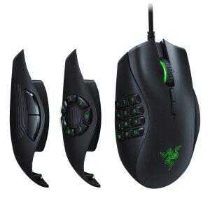 Razer NAGA TRINITY MOBA/MMO Gaming Optical Mouse (Chroma)