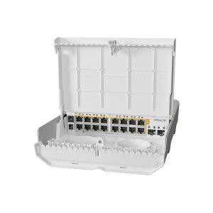 Mikrotik netPower 16xPoe Port 2xSFP (CRS318-16P-2S+OUT)