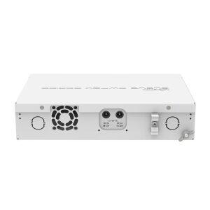 MIKROTIK CRS112-8P-4S-IN 8X Gigabit Ethernet Smart Switch, 4X SFP, 400MHZ CPU,128MB RAM,Level 5