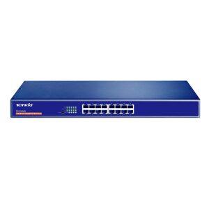 TENDA Switch 16-Port Gigabit 19-inch TEG1016G