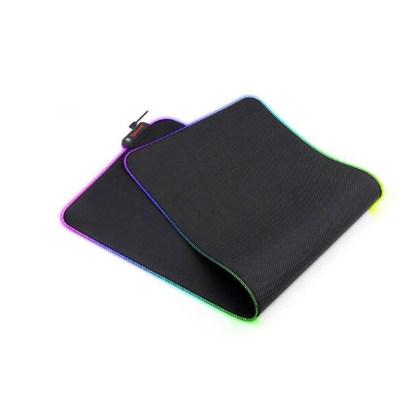 Redragon Neptune Led Soft Gaming Mousepad (P027) With 9 Lighting Modes/Size 800x300x3mm