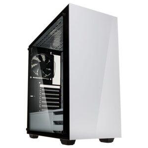 Kolink Stronghold PC Case Midi-Tower Tempered Glass White