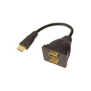 HDMI Cable Splitter 2P Value