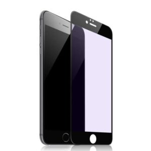 WK Tempered Glass for i8 3D curved Edge Black + Tpu Case WTP002