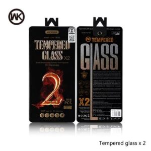 WK Tempered Glass For i-Phone 7 (2pcs set)