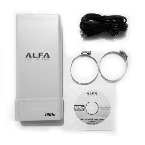 Alfa Network UBDo-25t OutDoor USB AP/CPE