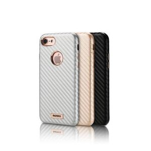 Remax case for IPhone 7 Carbon Silver