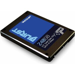 Patriot Burst SSD 240GB 2.5 Sata3 555 Read/500 Write