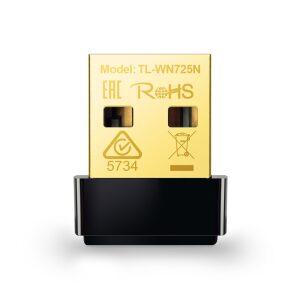 Tp-Link Usb TL-WN725N,Wireless-N,150Mbps V3.0