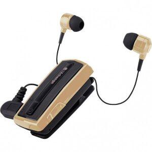 iXchange UA28FZV Retractable Bluetooth with vibrator Color Gold
