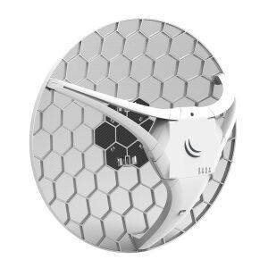 Mikrotik LHG 4G Kit (RBLHGR & R11e-4G) High gain 21dBi CPE, LTE modem 2G/3G/4G/LTE