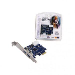 Logilink Pci Express to 2xUsb 3.0 PC0054