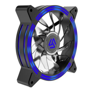 ALSEYE HALO 4.0 Case Cooler 12cm Blue