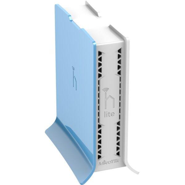 Mikrotik hAP Lite TC (RB941-2nD-TC) Cpu 650Mhz 32Mb Ram 4xLan 2.4Ghz Level 4