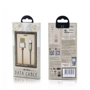 Remax Charging cable 1.0 m Magneting Lighting Tarnish Gravity 2.1A (RC-095i)