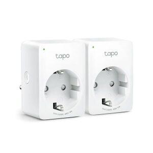 Tp-Link Tapo P100 Wi-Fi Smart Plug Mini v1.2 (2pack)