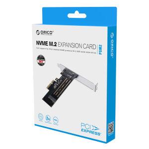 Orico Κάρτα Επέκτασης PCI-e x4 σε NVME M.2 M-Key