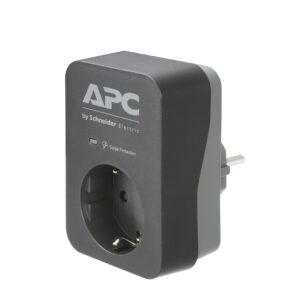 APC πρίζα ασφαλείας Surge Protection PME1WB-GR Black