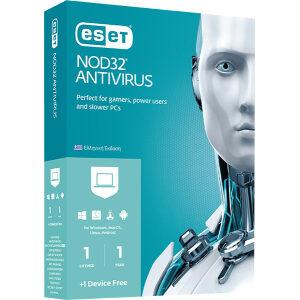 ESET NOD32 Antivirus AV for 1 PC V10