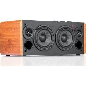 Edifier Speaker D12 Bluetooth Brown