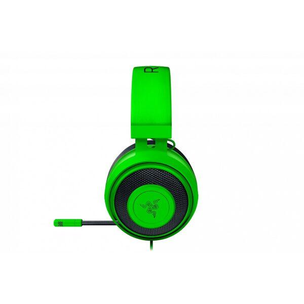 Razer KRAKEN Analog PC/Console Gaming Headset – Green