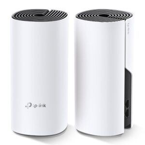 Tp-Link DECO M4 Access Point AC1200 Whole Home Mesh Wi-Fi System V2 (2-Pack)