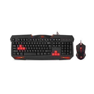 Redragon Combo Vajra & Centrophorus Gaming Combo black