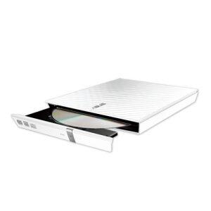 ASUS SDRW-08D2S-U LITE, Slim USB, White, External