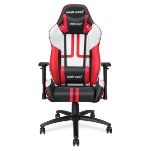 ANDA SEAT Gaming Chair VIPER Black - White - Red