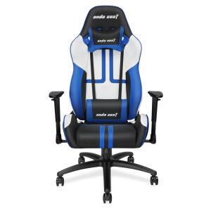 ANDA SEAT Gaming Chair VIPER Black - White - Blue