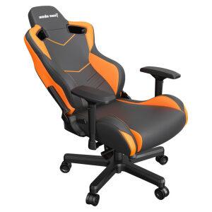ANDA SEAT Gaming Chair AD12XL KAISER-II Black-Orange