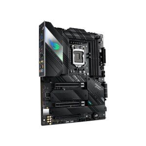 ASUS MOTHERBOARD ROG STRIX Z590-F GAMING WIFI, 1200, DDR4, ATX