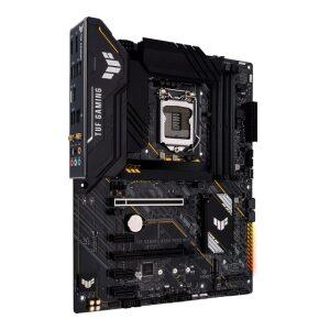 ASUS MOTHERBOARD TUF GAMING B560-PLUS WIFI, 1200, DDR4, ATX