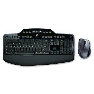 Logitech Wireless Desktop MK710 920-0024