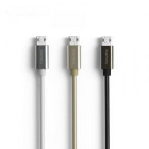 Remax Micro usb 1m Charging cable Black 2.1A Emperor Type-C (RC-054a)