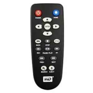 Western Digital REMOTE CONTROL FOR TV HD MEDIA PLAYER - RC/WDAV