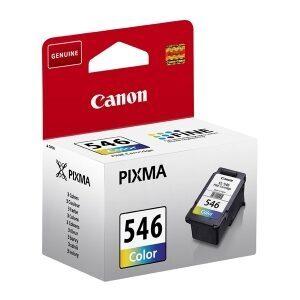 Canon Μελάνι Γνήσιο CL-546 Τριών Χρωμάτων