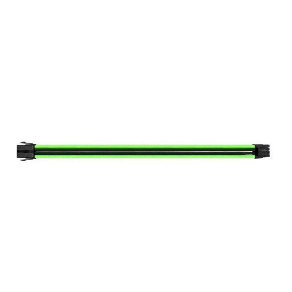 Thermaltake TtMod Sleeve Cable Kit 30cm – Green and Black (AC-034-CN1NAN-A1)