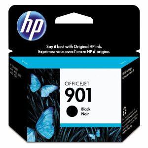 HP Μελάνι Γνήσιο No.901 Μαύρο