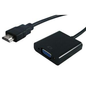 Converter HDMI M to VGA F (S3200)