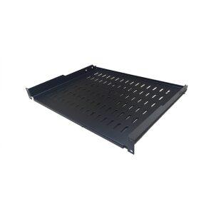 MIRSAN Pάφι για Rack βάθους 35cm 1U για βαρος 20Kgr RAL9005