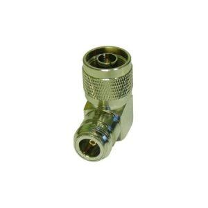 N-male to N-female angle Adapter