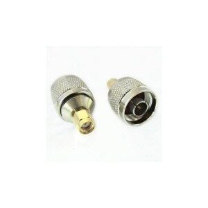 N-male to RP-SMA Female adapter