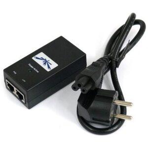 UBIQUITI POE-24V EU (24W)Power Adapter