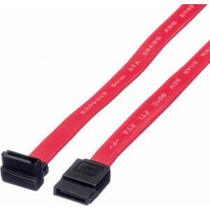 Value Sata Cable Data 0.5m ΓΩΝΙΑΚΟ 90