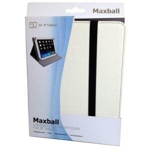 MAXBALL CASE FOR TABLET 8 WHITE