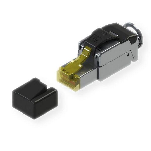 Roline Βύσμα RJ45 Cat6a STP Field tool-free
