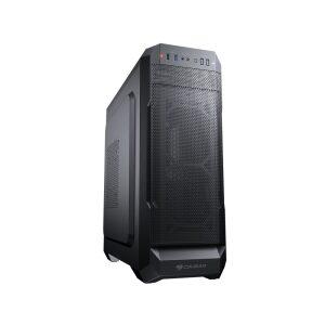 CC-COUGAR Case MX331 Mesh-Χ Middle ATX Black