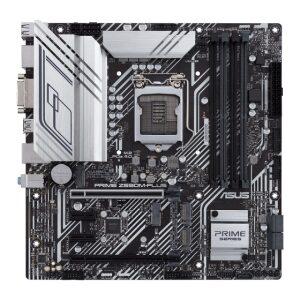 ASUS MOTHERBOARD PRIME Z590M-PLUS, 1200, DDR4, MATX